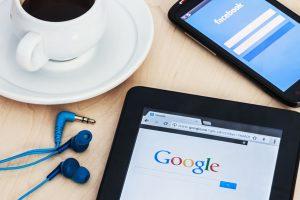 Google and Facebook Marketing